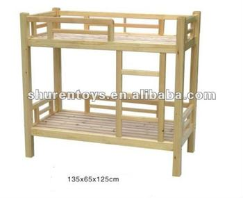 Children wooden bed double deck bed for sale buy for Double deck bed for sale
