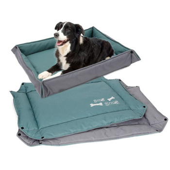 Hot Selling 2 Ways Use  Durable Oxford Waterproof Pet Mat