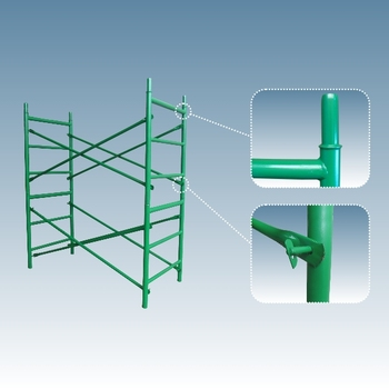 TSX 18969 H-frame Scaffolding System Parts China