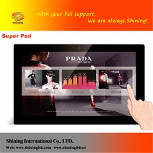 Hot offer android wifi 13 inch digital photo frame sd video player download SH1331WF