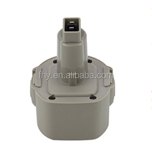 9.6Volt 2.0Ah NI-CD Replace Battery for Dewalt DW9061 DE9036 DE9061 DE9062 DW9062