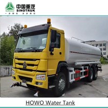 Sinotruk HOWO 10 Wheeler 20m3 water tank truck for sale in kenya