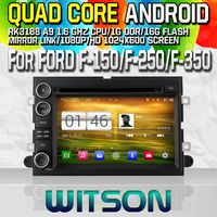 Witson S160 Android 4.4 Car DVD GPS For FORD EXPEDITION MUSTANG ESCAPE with Quad Core Rockchip 3188 1080P 16g ROM WiFi