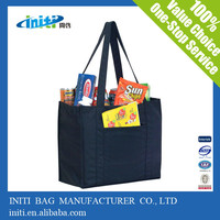 2015 alibaba ECO-friendly recycled animal print rolling tote bag for promotional