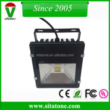 50W led flood light warm white ac85-265v IP65 waterproof 120 degree