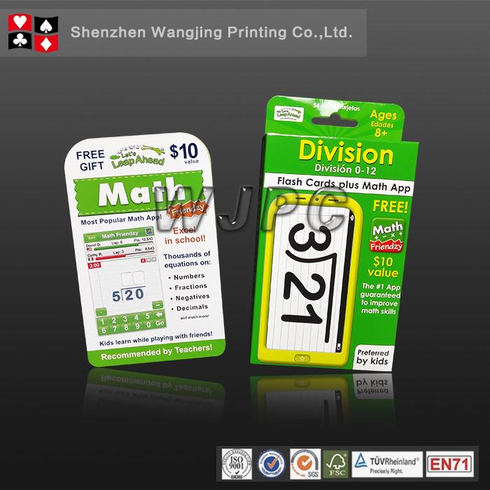 Educational Flash Cards (3)