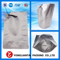 High quanlity and custom accept PET PE BAGS