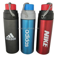 Lisheng 500ml 600ml 750 Bottle custom stainless steel insulated water bottle