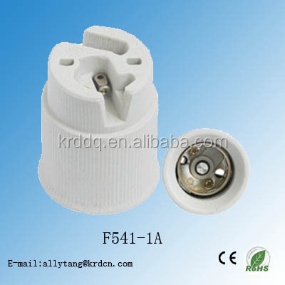 mogul porcelain E40 lamp holder screw type