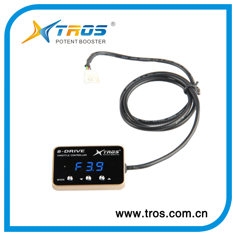 New products for 2015 most popular 8 drive potent booster smart led touch controls for universal car
