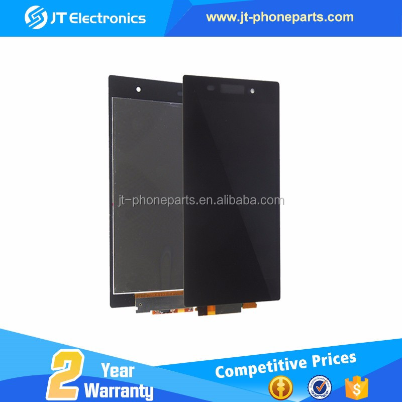 Wholesale display lcd for sony xperia Z2,touch screen digitizer for sony xperia Z1