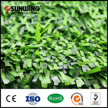 outdoor artificial bamboo plastic artificial leaves fences for garden
