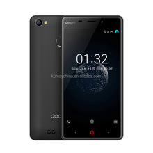 "Komay Doopro P1 smart phone 3G MTK6580 quad core 5.0"" 1280 * 720p android7.0 2GB+16GB 5MP+8MP cameras 4200mAh mobile phone"