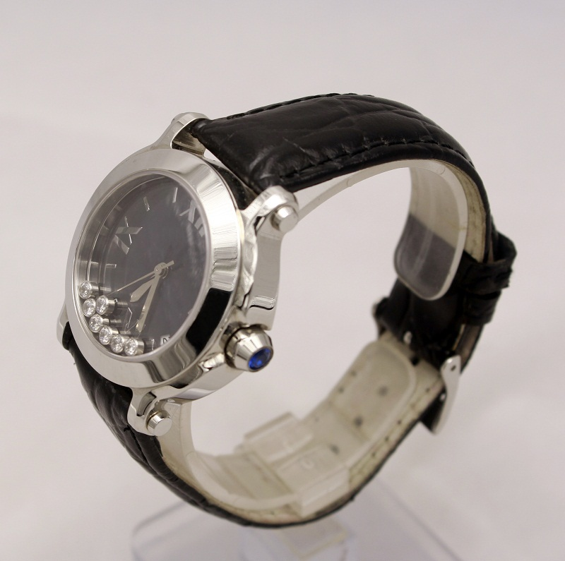 Assisi brand Chinese Watch Movements Wholesale Cheap Watches With Stainless Steel Back Case And Black Colour Wrist Watch