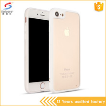 Wholesales creative transparent tpu pc bumper case for iphone 5 6 7 7 plus