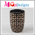 Creative Design Mugs with Electroplating Pattern