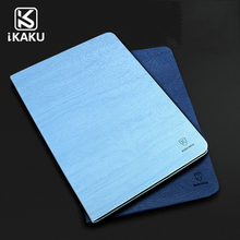 China cheap love heart slim ultra thin hard pc back cover pu leather fold case for ipad flip cover pro 9.7 inch