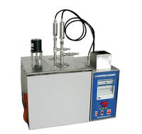 Gasoline oxidation stability tester induction period method test apparatus