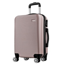 China manufacturers man woman lugage bag travel trolley luggage set