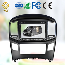 2 din android car dvd navigation for hyundai h1 car audio radio stereo sytem with wifi 3g rds