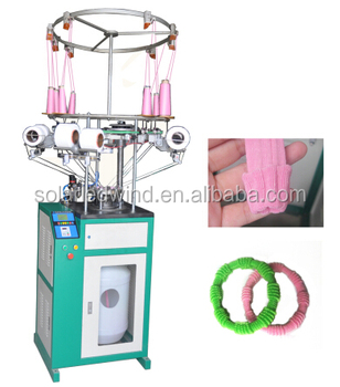Cheap Hairband knitting machine