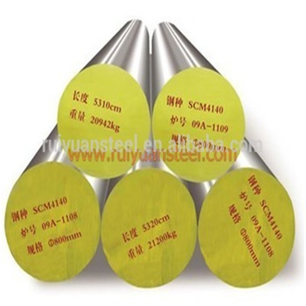 Dongguan DIN1.7225 Alloy Steel Prices Round Bars AISI4140