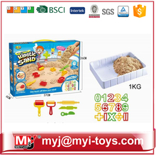 CT022024 school supplies for kids Magic Sand molds