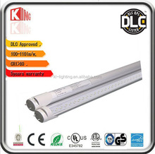 hot sale red led tube 18w led tube 3000K Dimmable t8 t5