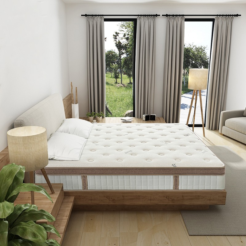 alibaba massage mattress darling zone pocket spring hybrid eva mattress price - Jozy Mattress | Jozy.net