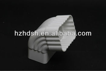New material--- roof gutter PVC (eblow )