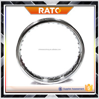 Excellent quality used motorcycle chrome wheel rim 14 for sale