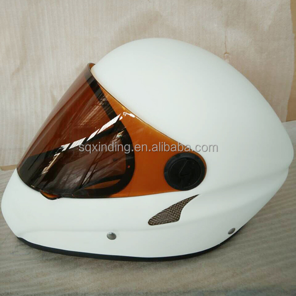 Fashionable Full Face Glider Motorcycle Helmets Head Sun Visor With Helmet