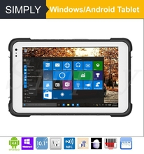 Hot Sale 8inch Gps WIfi Gprs Bluetooth Windows10 4Gb Ram 64Gb Rom 4g Lte Waterproof Android Tablet