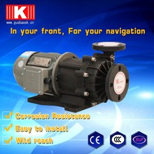 Electric corrosion resistant magnetic water pump