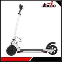 New Products 2016 Electric Mobilty 200mm Li Ion Battery Wheel Board Elektrikli Moped Scooter