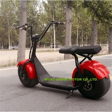 2016 fashion electric scooter balance citycoco 2 fat wheels