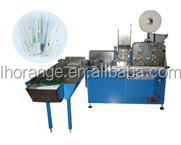 High Quality Factory Price High-speed Single piece straw paper packing machine