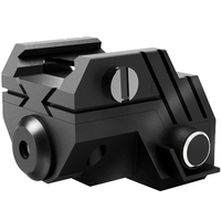 tactical scope with light subcompact green laser combo