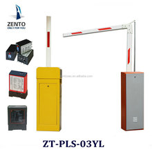 Parking System Remote Control Barrier, Road Barrier Gate for traffic toll system