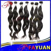 Magnificent long inches Brazilian supreme body wave hair extension