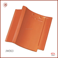 Factory Supply Durable Japanese Design Style Roof Tiles for Sale