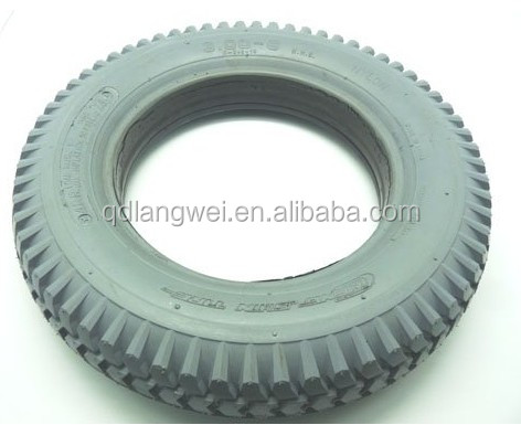 pu foam tyre 3.00-6 for power wheelchair