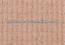 Tufted carpet on rolls,for residential use