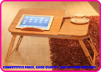 foldable and adjustable laptop table with cool fan