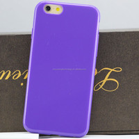 Lightful hot selling shockproof high quality TPU back case for Iphone 5