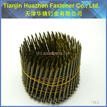 Screw shank COIL NAIL use for wood