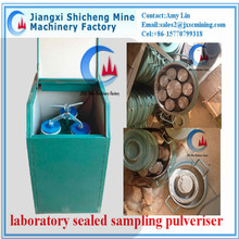 laboratory ring and puck Mill,laboratory grinding machine