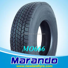 HIGH QUALITY MANUFACTURE MALAYSIA POPULAR TRUCK TIRES 295/80R22.5 TBR TIRE