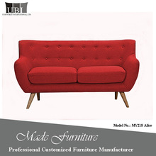 Professional Make furniture living room modern sofa love seats for sale