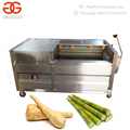 Industrial Factory Price Fruit Washer Sugarcane Washing Machine for Sale